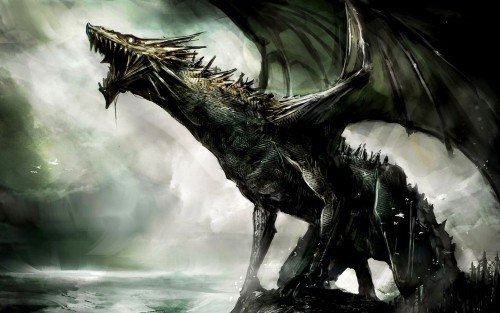 Fantasy Dragon dragons 27155051
