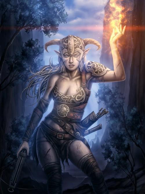 the_elder_scrolls_v__skyrim_fanart_by_tekkoontan-d6qtq6t.jpg