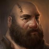 dwarf_portrait_by_oakks-d6grxrg