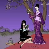 Geisha-Azaleas-Dollsefrfr
