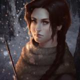 the_hunger_games__katniss_everdeen_by_shilesque-d75xqnm